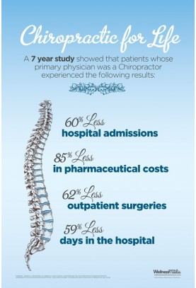 Chiropractic For Life Poster
