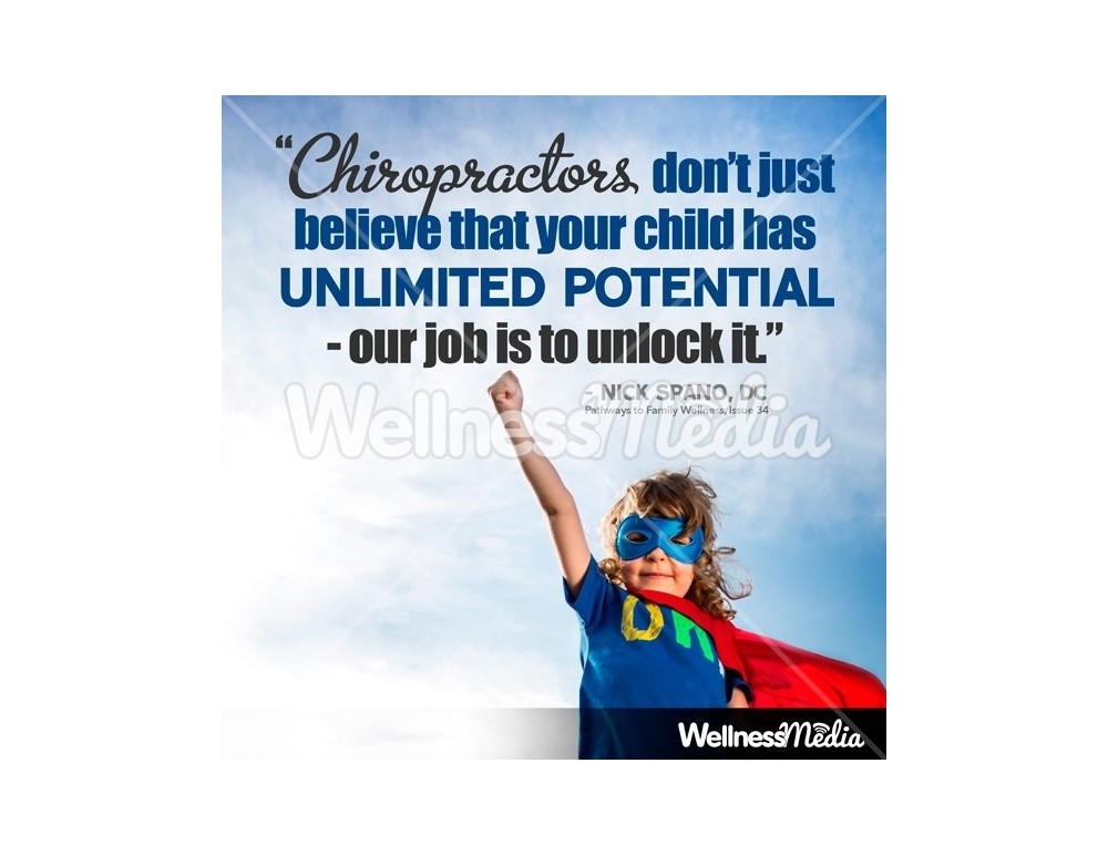 Download Chiropractic Infographics Wellness Media