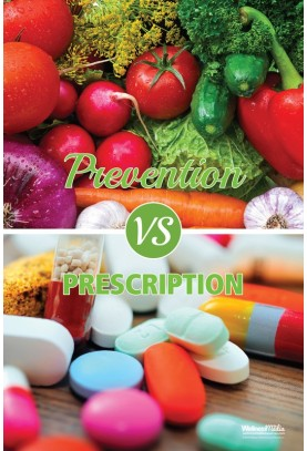Prevention vs. Prescription Poster