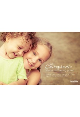 Chiropractic Child Benefits Poster