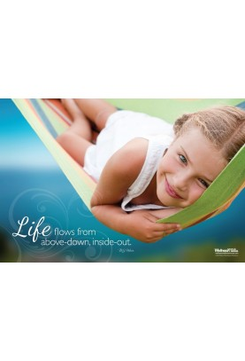 Life Flows Pediatric Poster