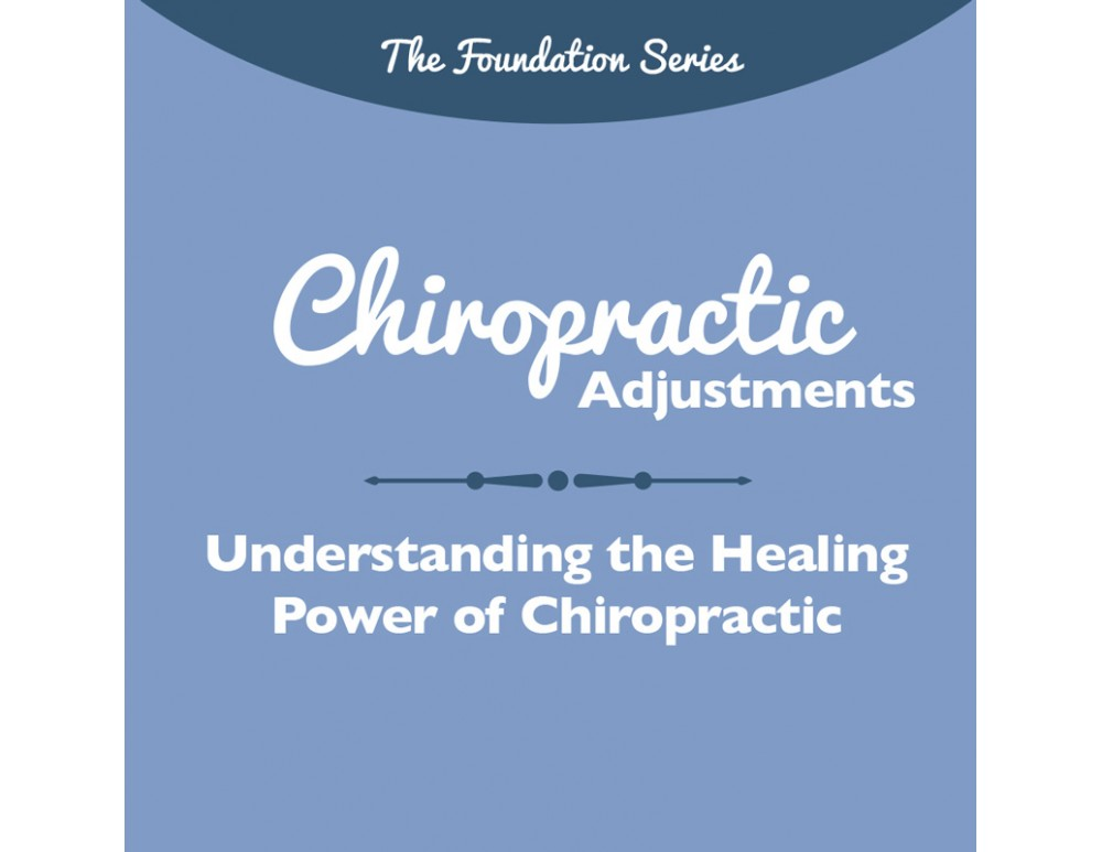 chiropractic adjustment brochure