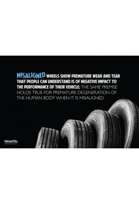 Tire Alignment Poster