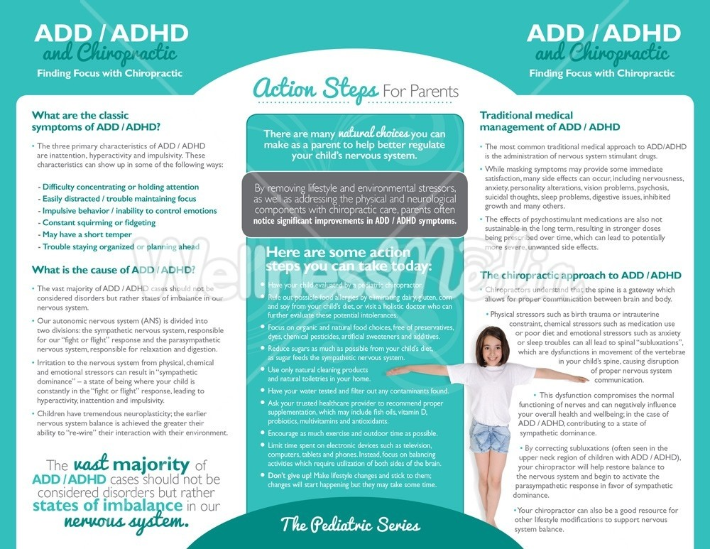 Add And Adhd Natural Treatment