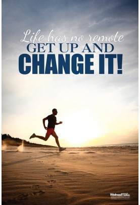 Get Up and Change It Poster