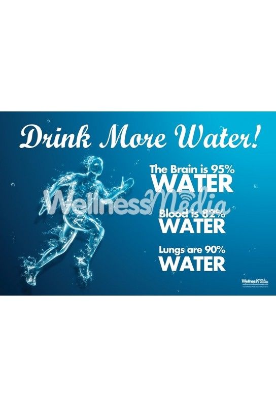 More Water Poster