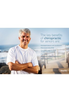 Chiropractic For Seniors Benefits Poster