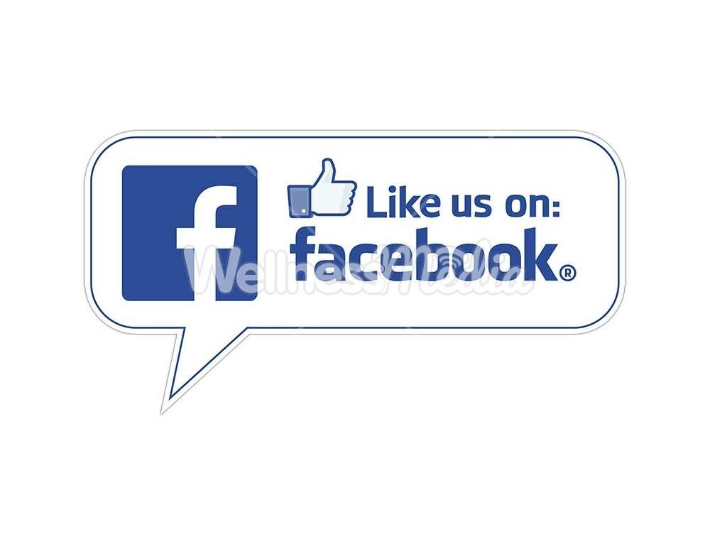 Like us on facebook sticker for Like us on facebook sticker template