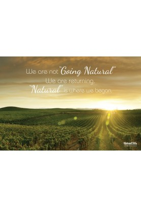 Going Natural Poster (2)