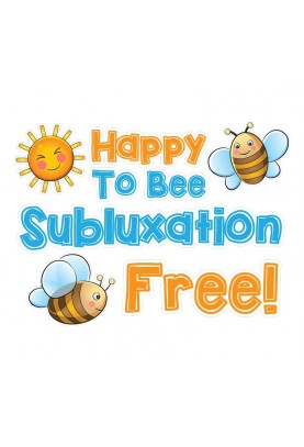Happy to Bee Subluxation...