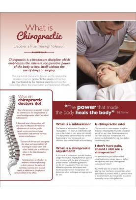 What is Chiropractic ROF...
