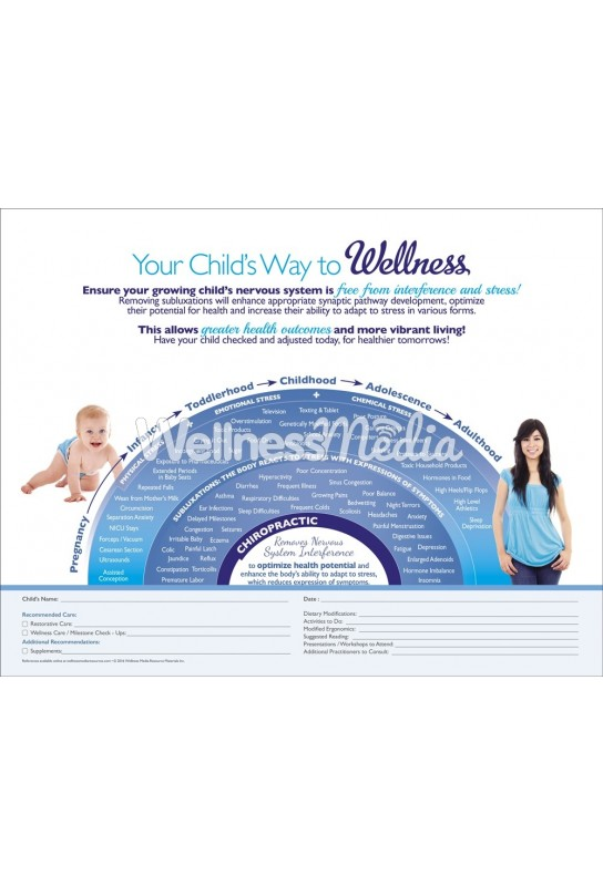 Your Child's Way to Wellness ROF Handout