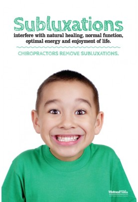 Subluxations Interfere Poster - Child