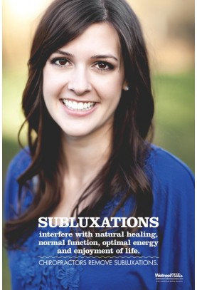 Subluxations Interfere Poster - Female
