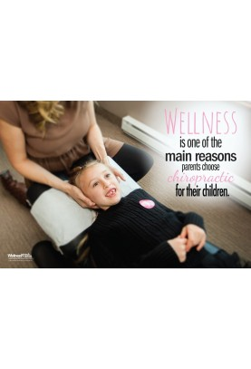 Wellness is One of the Main Reasons Poster
