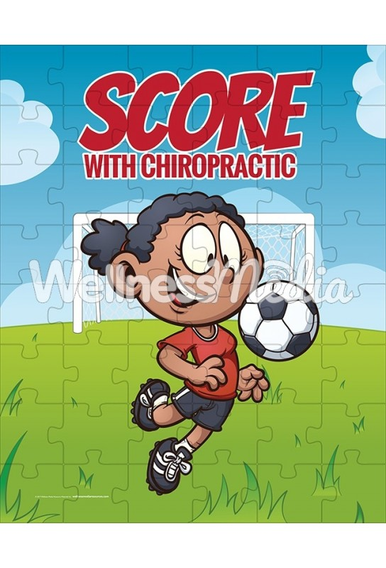 Score with Chiropractic Puzzle