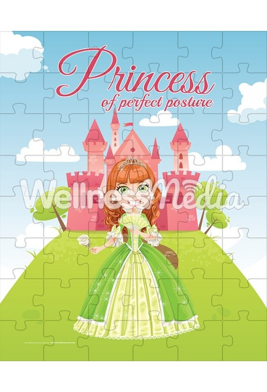 Princess of Perfect Posture Puzzle