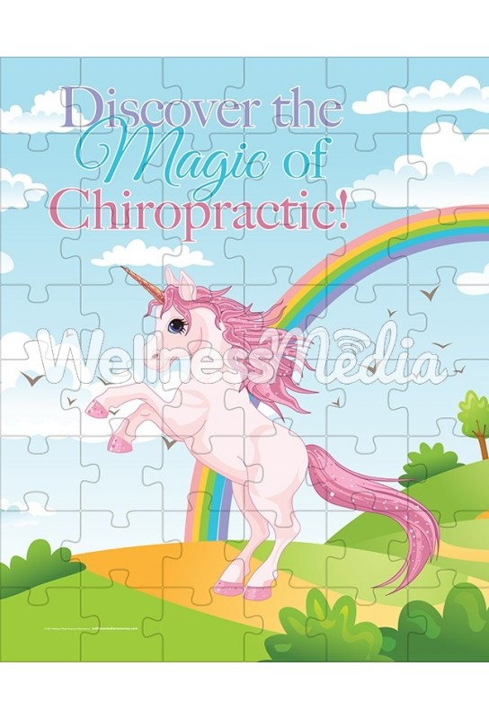 Discover the Magic of Chiropractic Puzzle