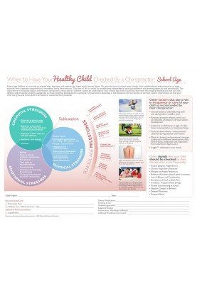 Healthy Child Check-Up ROF Handout: School Age