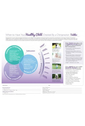 Healthy Child Check-Up ROF Handout: Toddler