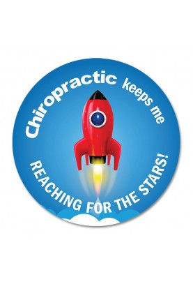Chiropractic Keeps Me Reaching for the Stars **SOLD OUT**