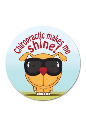 Chiropractic Makes Me Shine