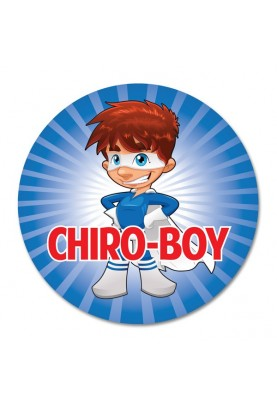 Chiro-Boy Chiropractic Sticker
