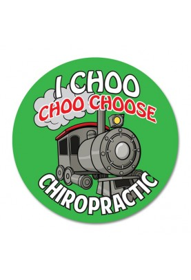 I Choo Choo Choose Chiropractic