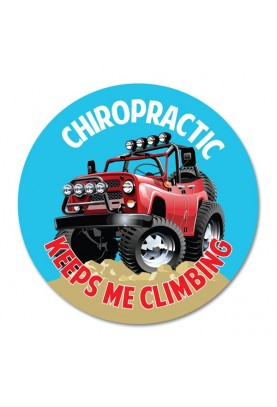 Chiropractic Keeps Me Climbing
