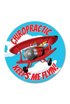 Chiropractic Keeps Me Flyin **SOLD OUT**