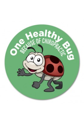 One Healthy Bug Because of Chiropractic
