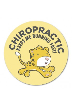 Chiropractic Keeps Me Running Fast **SOLD OUT**