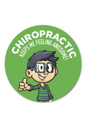 Chiropractic Keeps Me Feeling Awesome