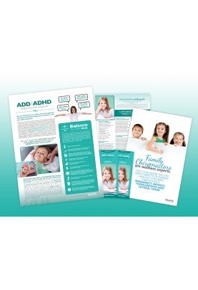 Chiropractic and ADD / ADHD Package