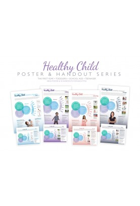 Healthy Child Poster and Handout Series Package