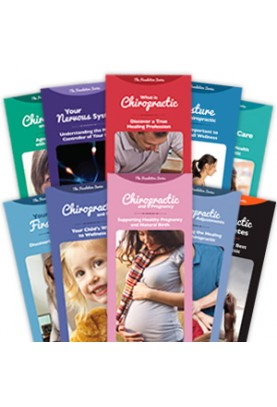 Chiropractic Foundation Series Brochure Package