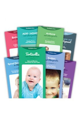 Chiropractic Pediatric Series 2 Brochure Package