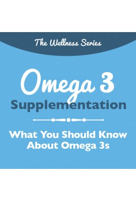 Omega 3 Supplementation...