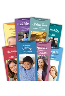 Wellness Series Brochure Package