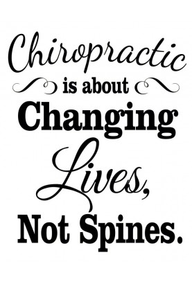 """Changing Lives Decal - 22"""" x 28"""""""