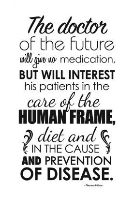 "Doctor of the Future Decal - 28"" x 60"""