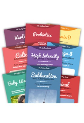 Wellness Media Premium Package Chiropractic Brochures