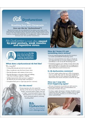 Chiropractic Rib Dysfunction Handout