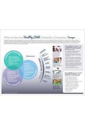 Healthy Child Check-Up Handout: Teenager