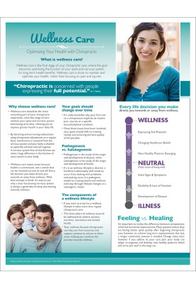 Wellness Care Handout