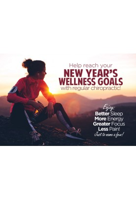 New Year's Wellness Goals...
