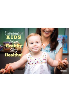 Chiro Kids Start Healthy Stay Healthy Poster (2)