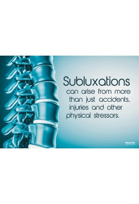 Subluxations Can Arise Poster