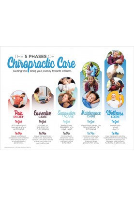 The 5 Phases of Chiropractic Care Handout
