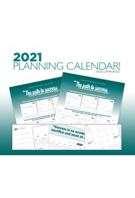 2021 Wall Planner...